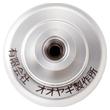 半円揺れ型・円柱型/天井面への刻印イメージ