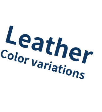 Leather Color variations